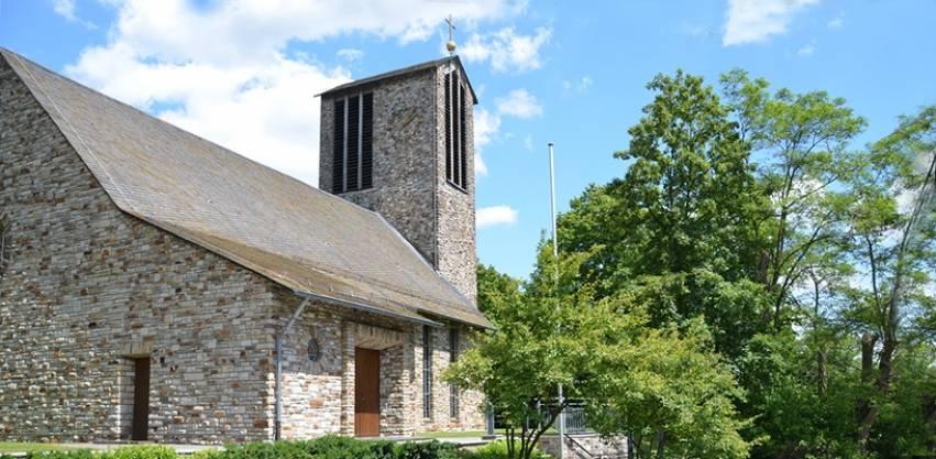 Ev. Kirche Dautphetal-Holzhausen